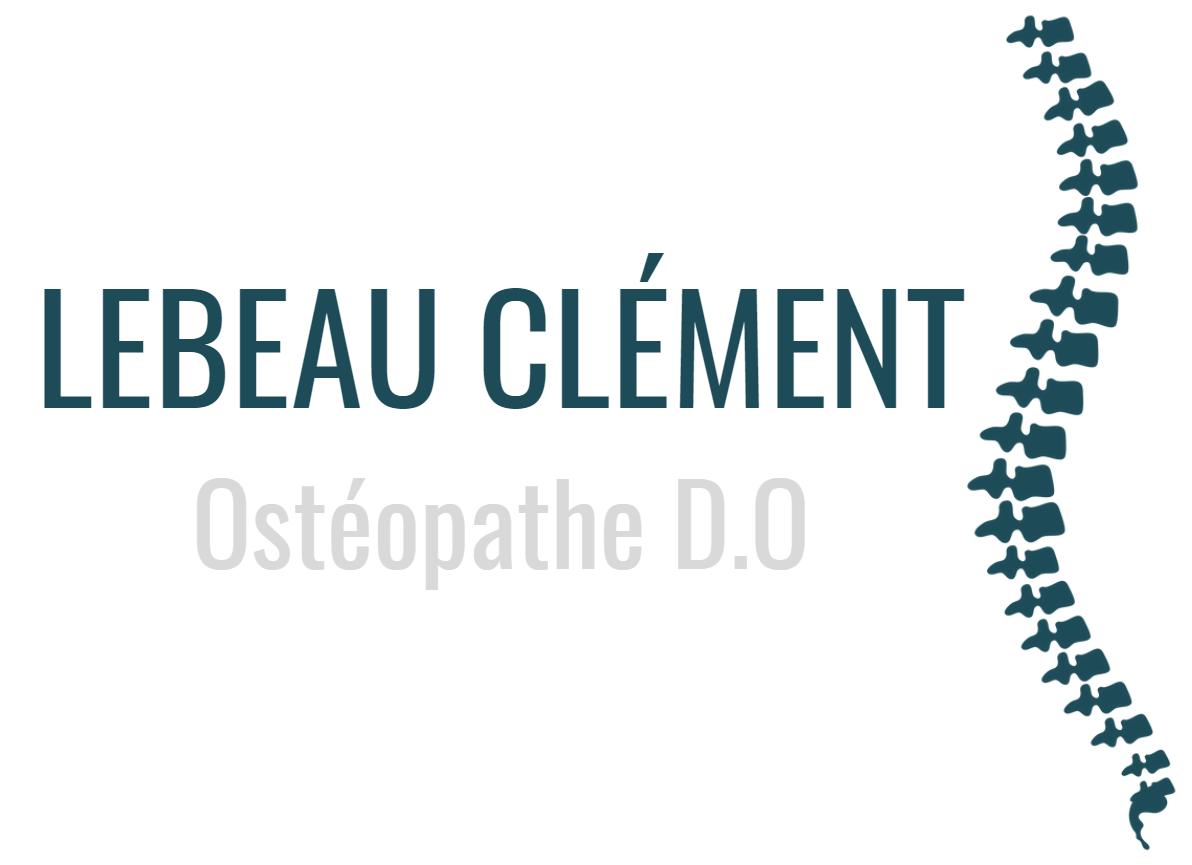 Clément Lebeau Ostéopathe D.O à Evere et à  Braine l'Alleud
